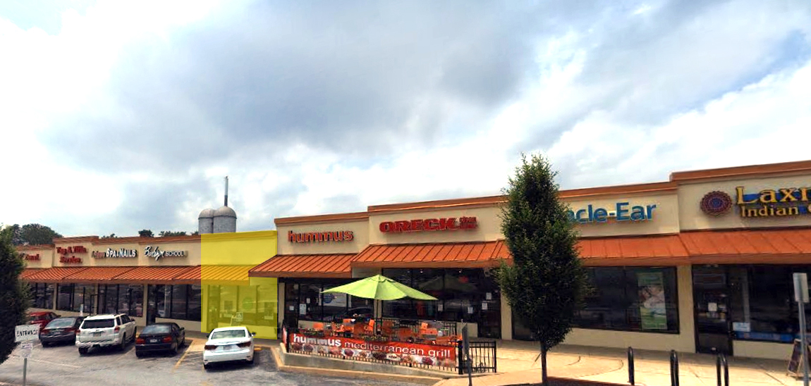 Ardmore Plaza, 50 Greenfield Avenue, Ardmore, PA 19003